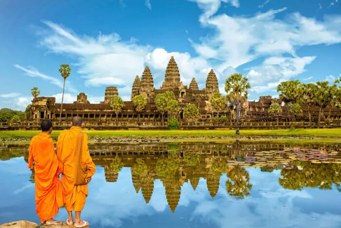 Kết quả hình ảnh cho Angkor Wat